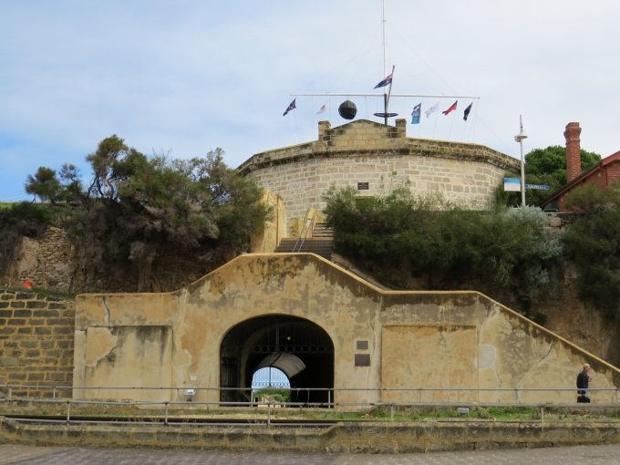 The Round House-Fremantle's oldest building
