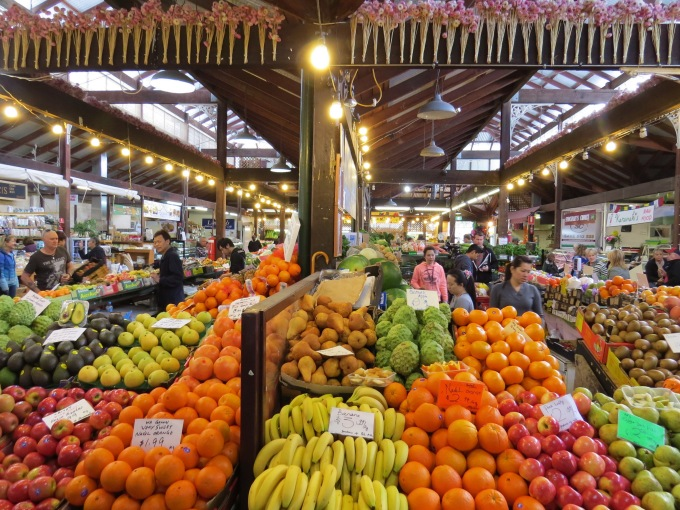 Fremantle market produce