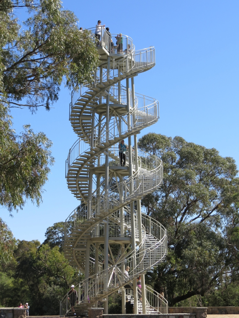 DNA Tower at King's Park