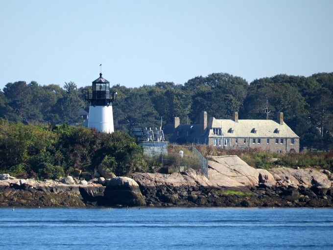 Ten Pound Island Light - Gloucester, MA