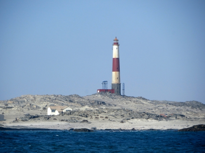 Diaz Point Light, Luderitz, Namibia