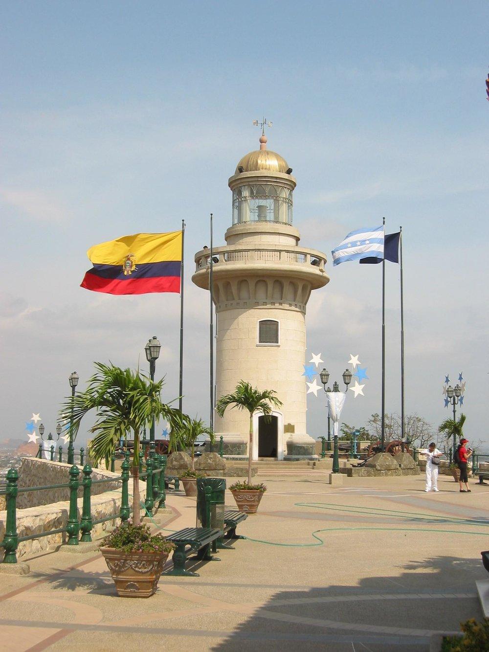 Las Penas Light, Guayaquil, Ecuador
