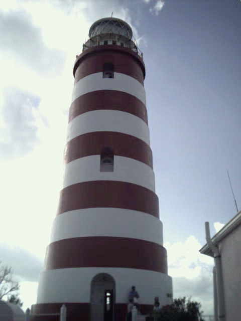 Hopetown Light, Bahamas