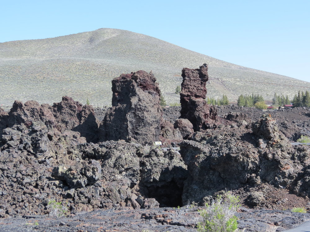 Craters of the moon national monument  - Idaho -2012
