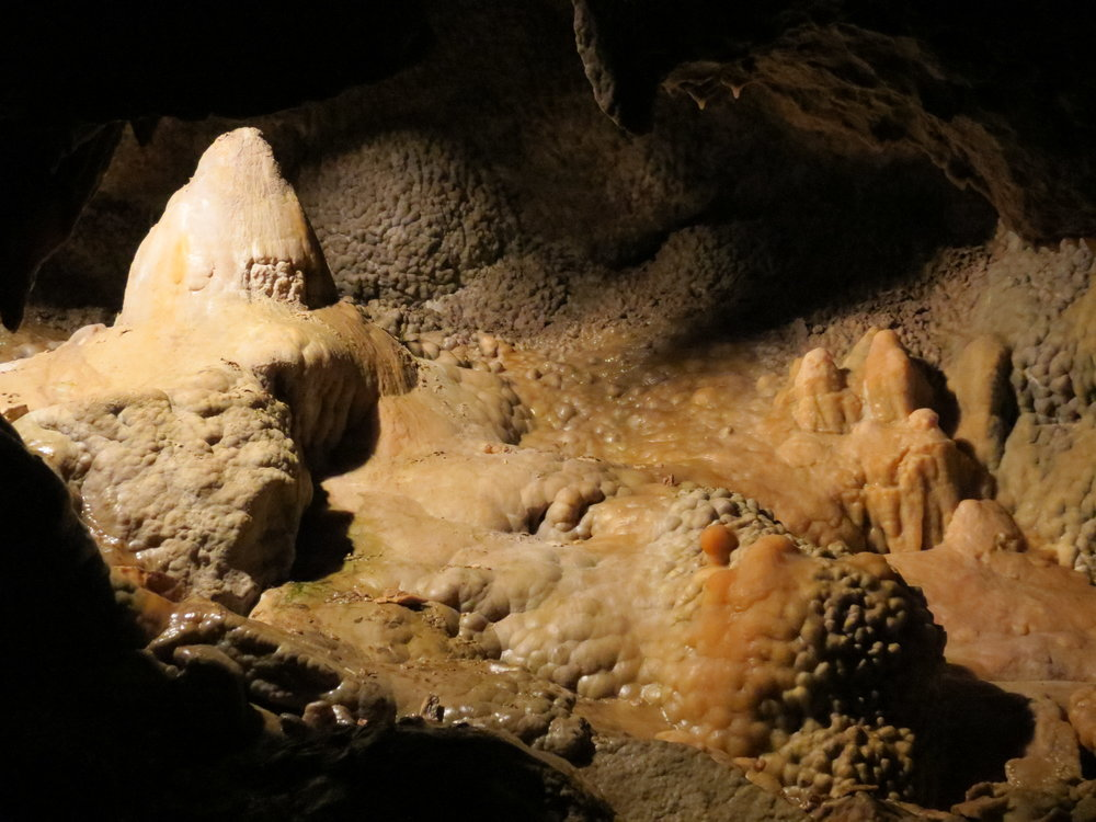 Jewel Cave national monument  - south dakota - 2012