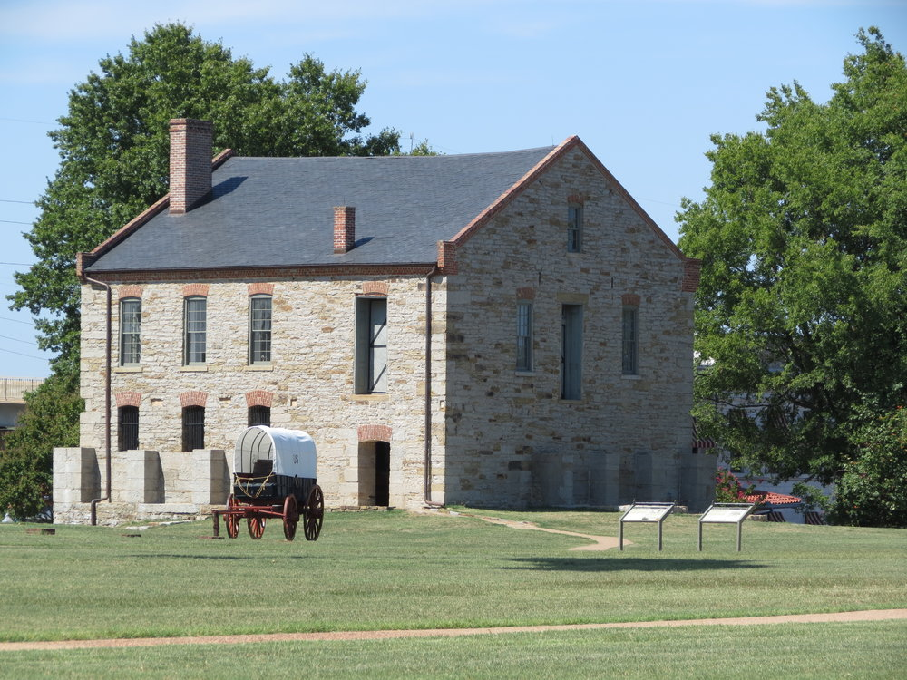 Fort smith national historic site  - arkansas - 2012