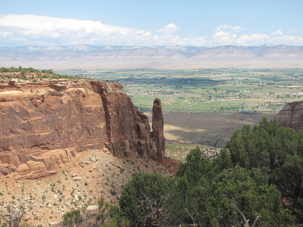 Colorado national monument  - colorado - 2010