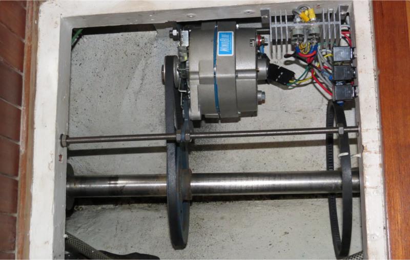 Prop Shaft Generator
