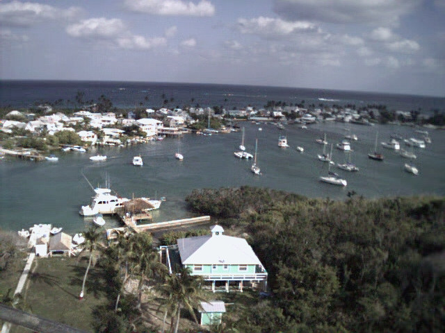 Hopetown Harbour, Abacos, Bahamas