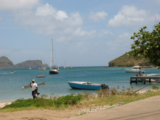 Bequia Harbour, St. Vincent