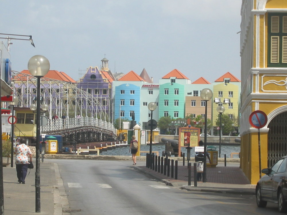 Willemstad view