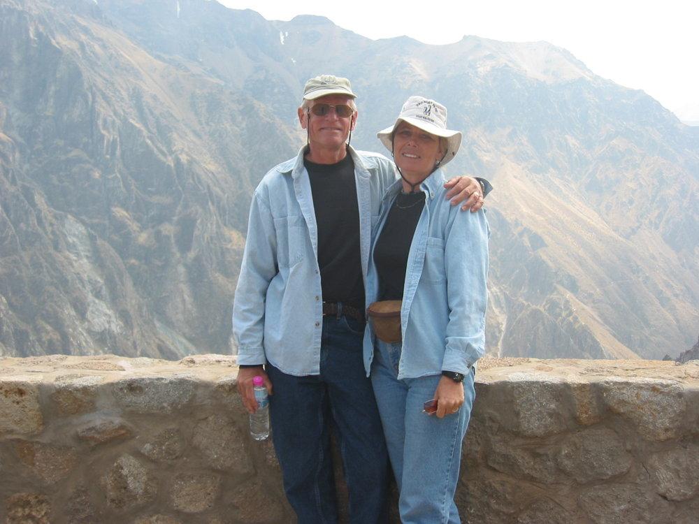 Colca Canyon-Grand Canyon of South America