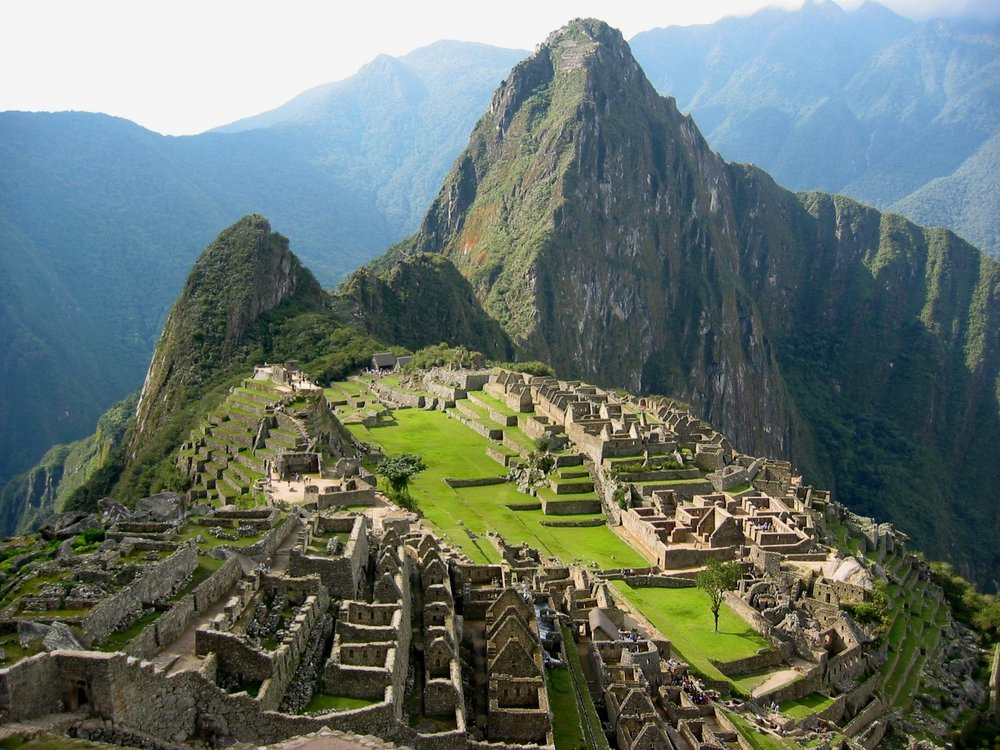 Machu Picchu - it takes your breath away!