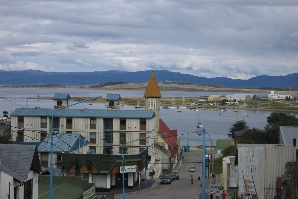 Ushuaia, Argentina, the southernmost city on the planet