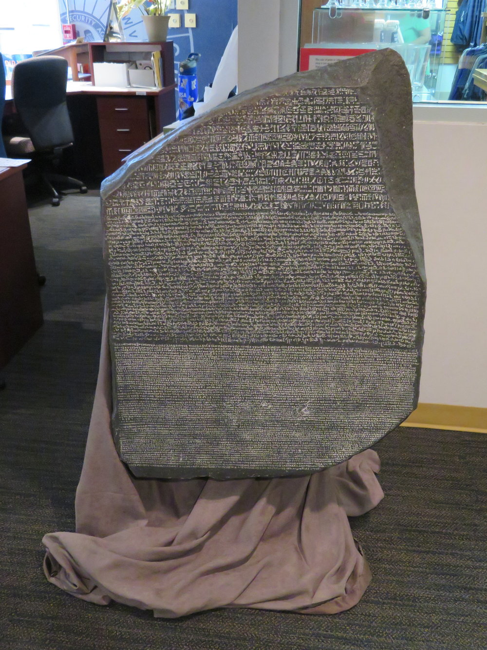 Replica Rosetta Stone