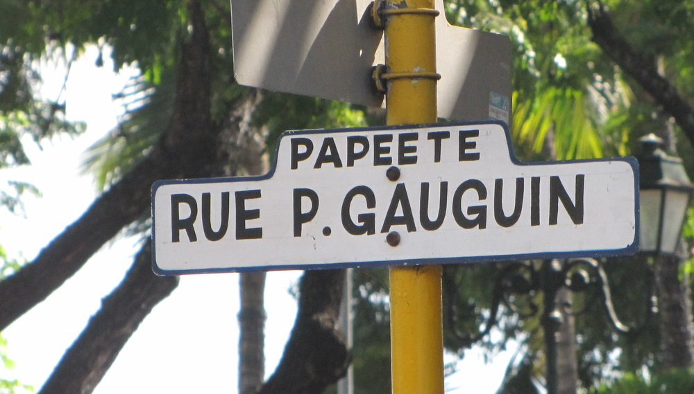 Paul Gauguin had the right idea