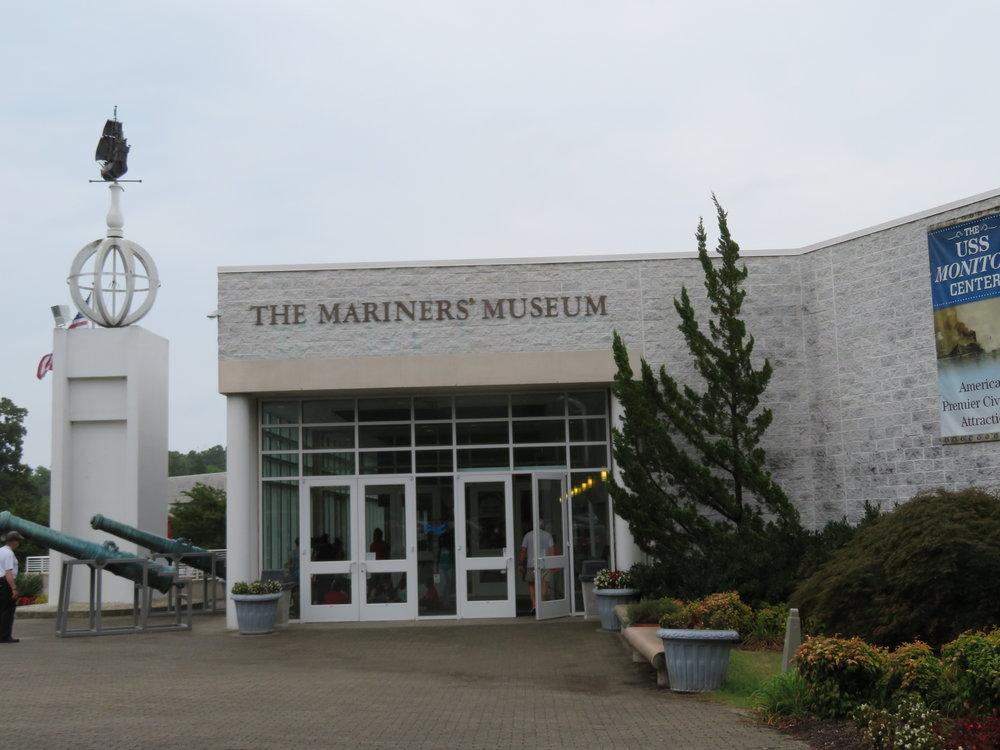 Mariner's Museum - Newport News, Virginia