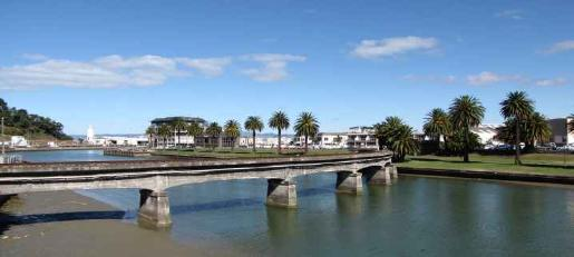 Gisborne - the Bridge City