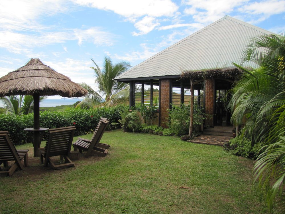 Palmlea was an awesome eco-lodge and a great respite for weary cruisers.