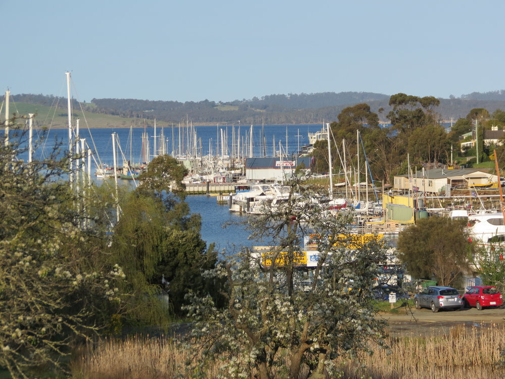 Kettering's Oyster Cove Marina