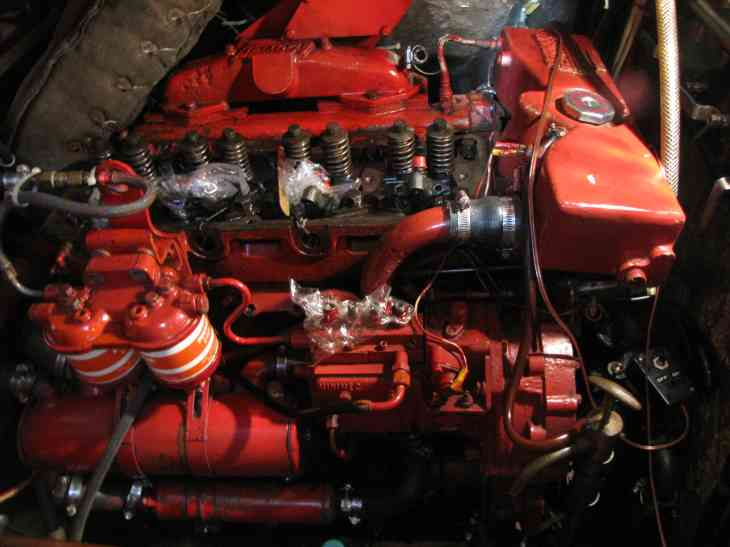 Ford Lehman 90HP