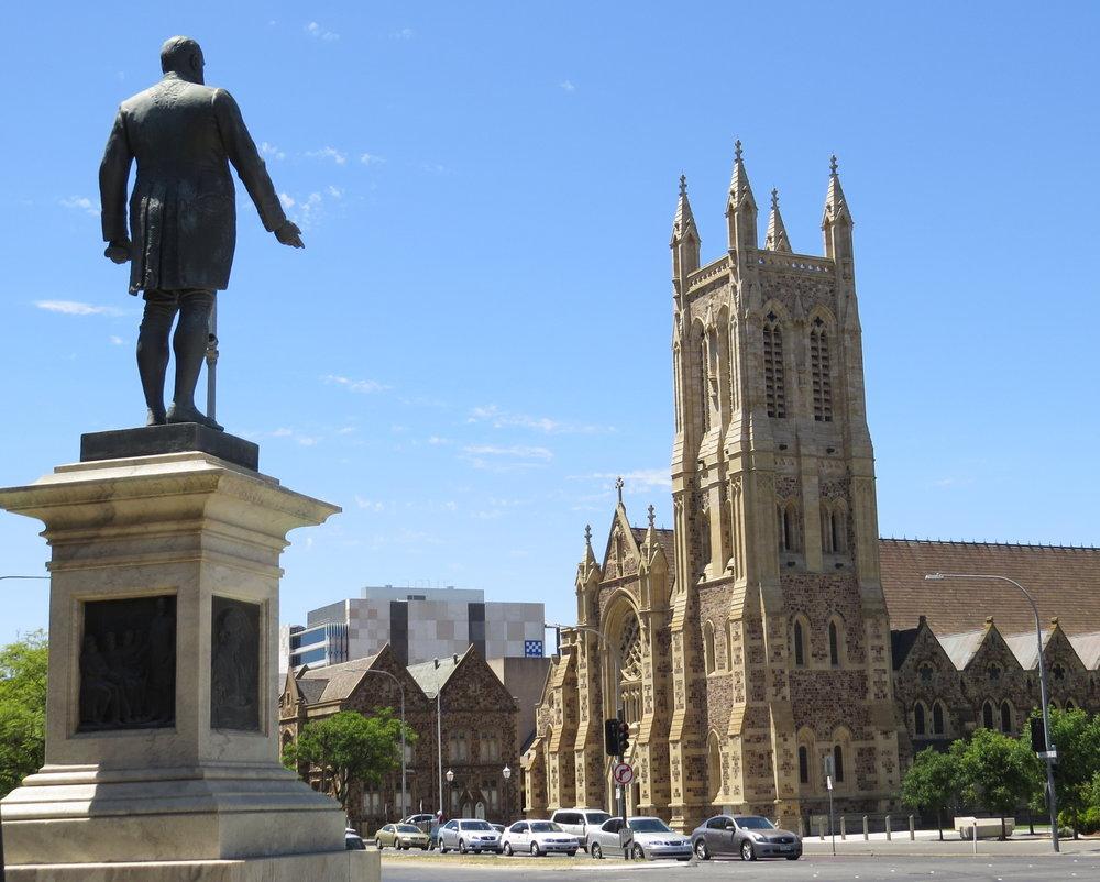 Adelaide, a gem of a city