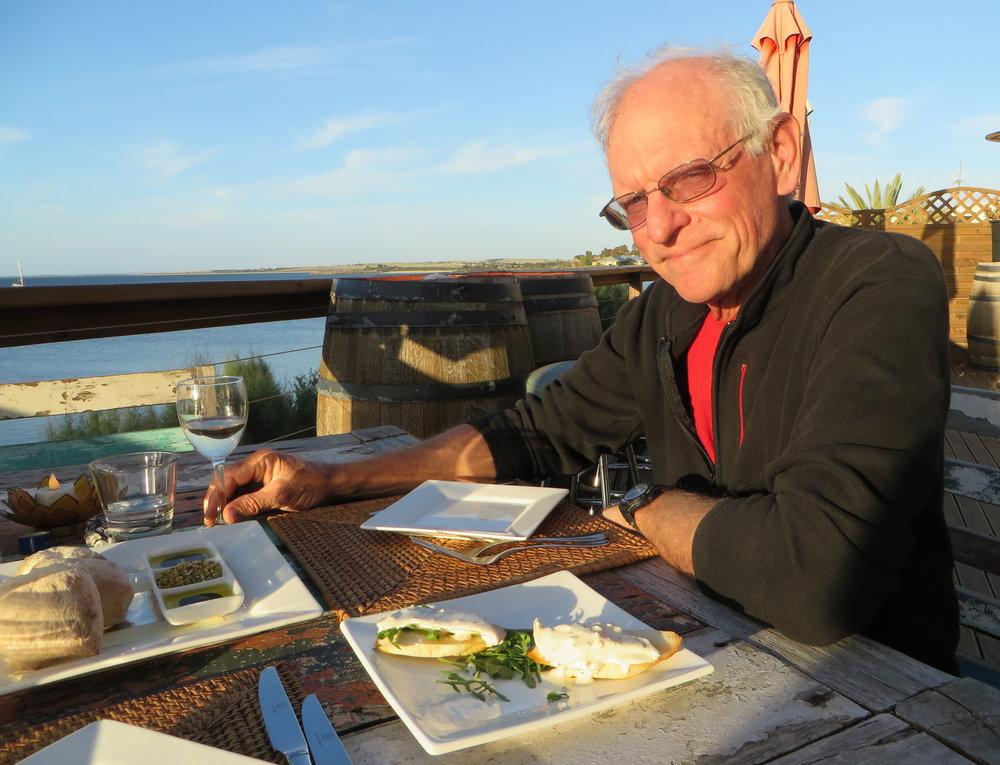 Most memorable dinner at M'Oceans