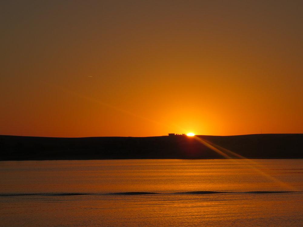 Streaky Bay sunrise