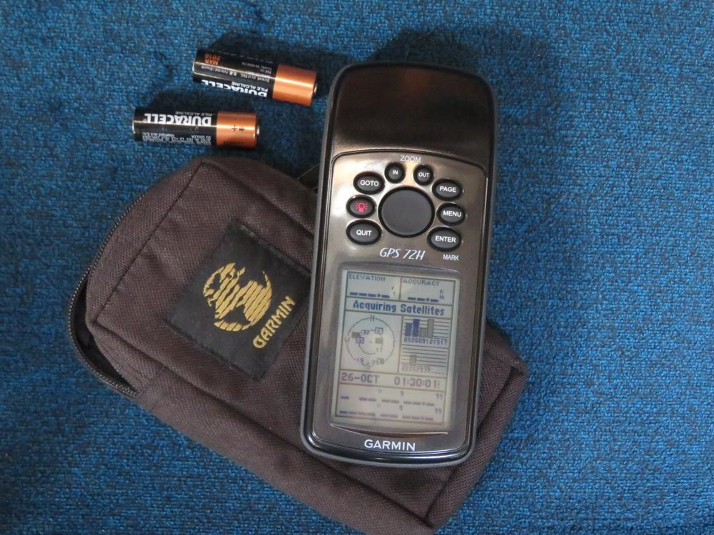 Garmin 72A GPS
