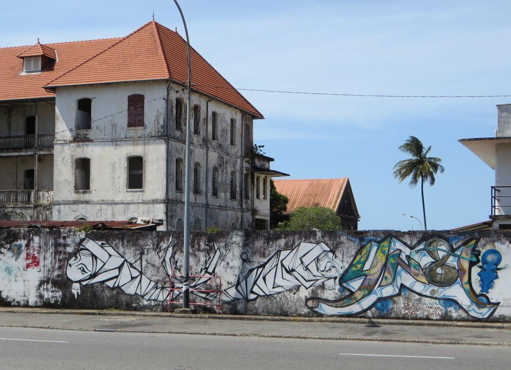 Cayenne street art