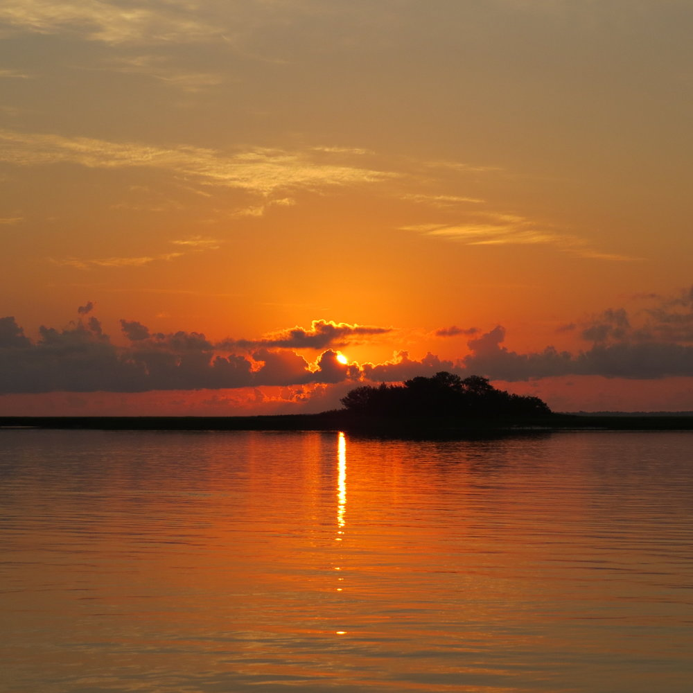 Outstanding ICW sunrises and sunsets