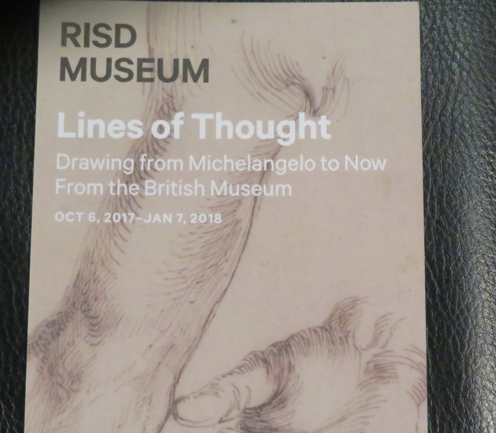 Lines of Thought Exhibition