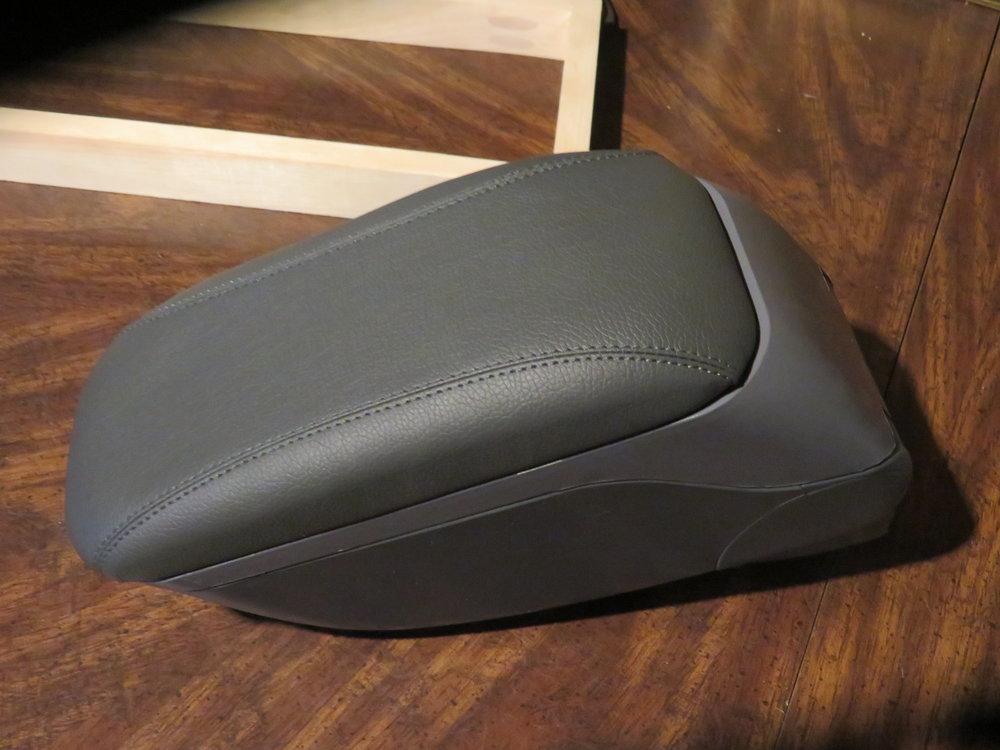 The new armrest