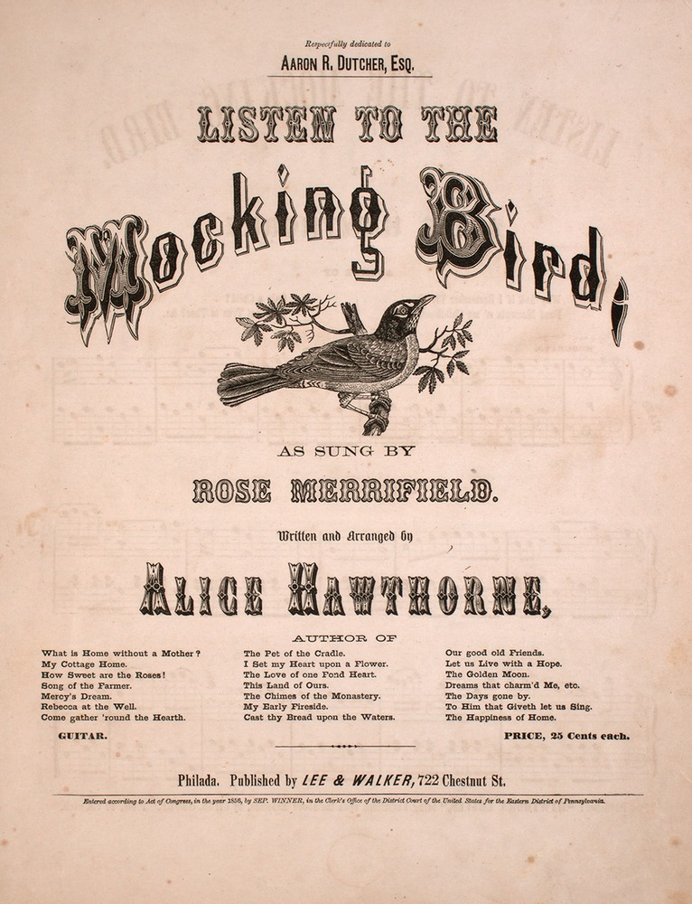 listen to the mockingbird sheet music.jpg