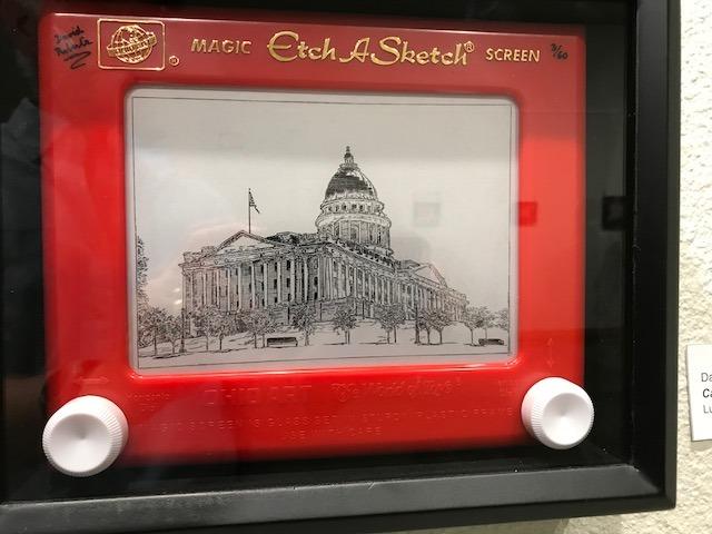Capitol Building - David Roberts