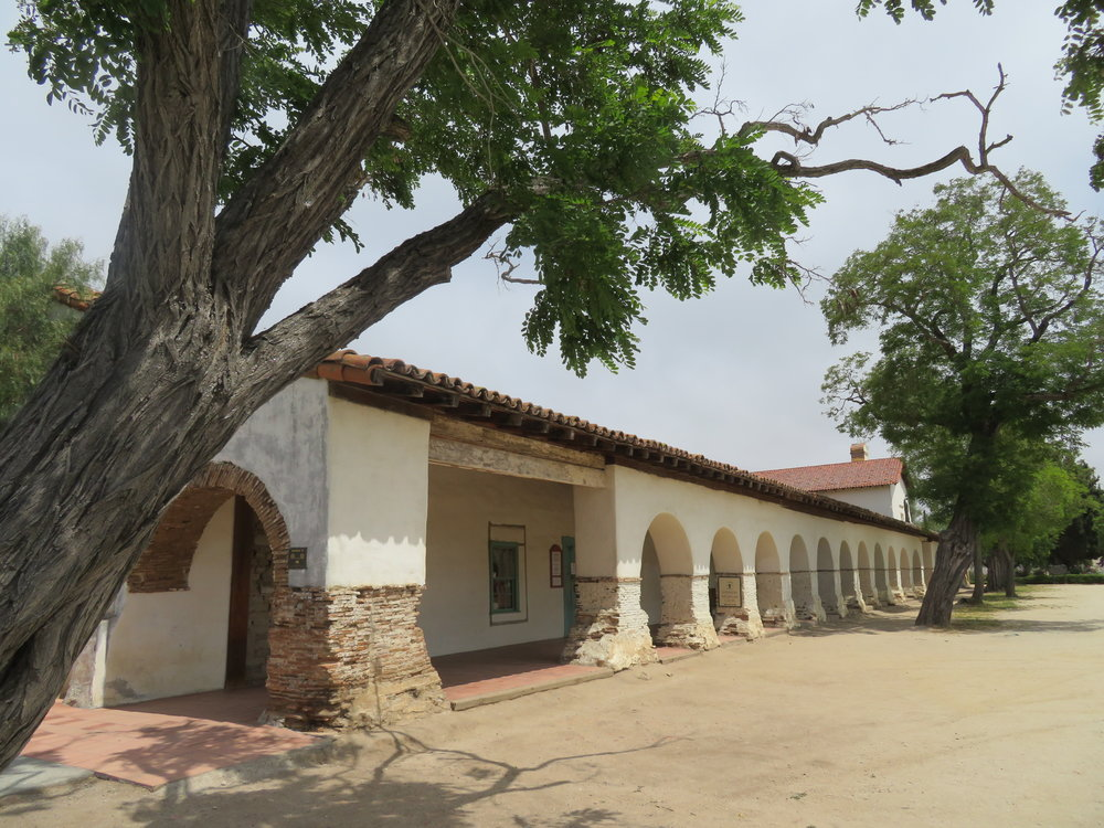 Mission San Juan Batista established 1797