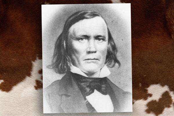 Christopher Houston Carson aka Kit Carson - 1809-1868