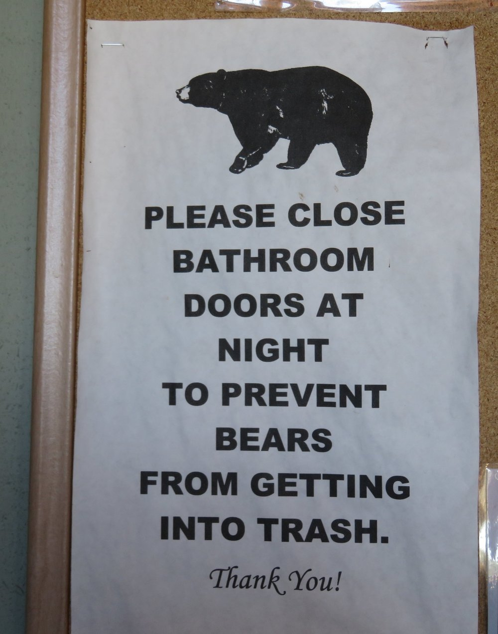 Good incentive to close the door behind you! Lake Tahoe, NV