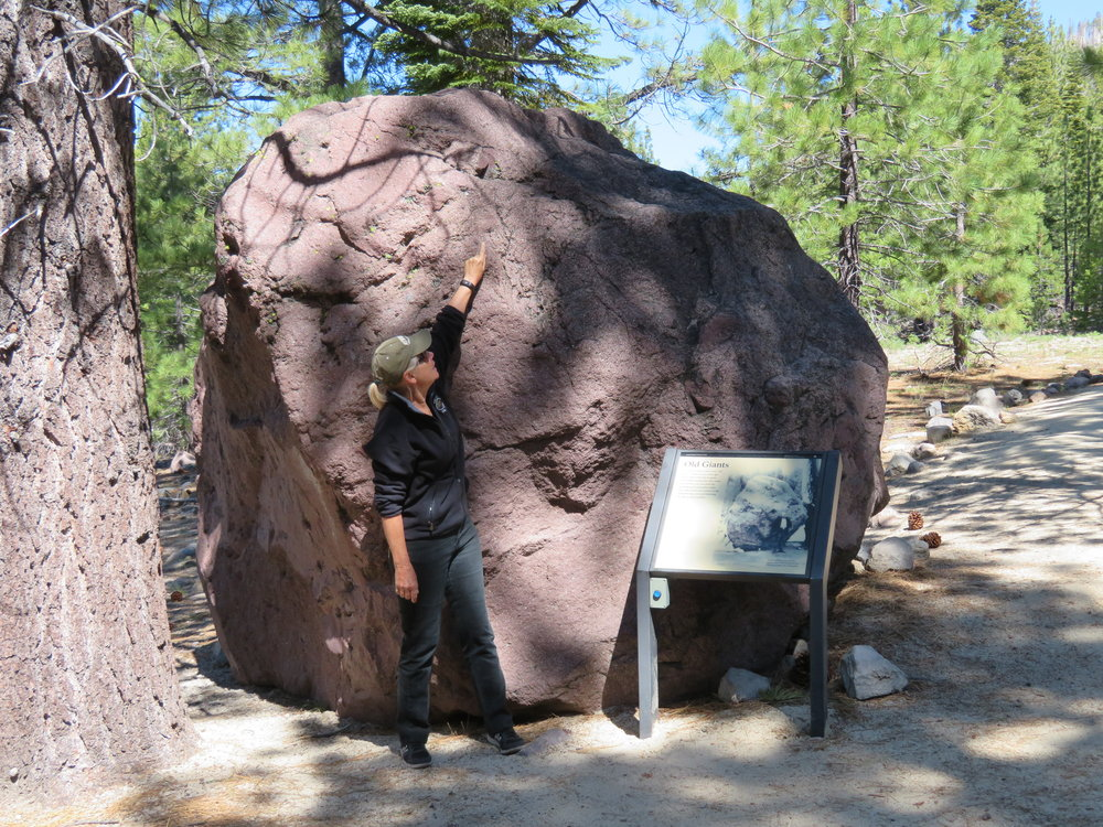 That's one big rock!