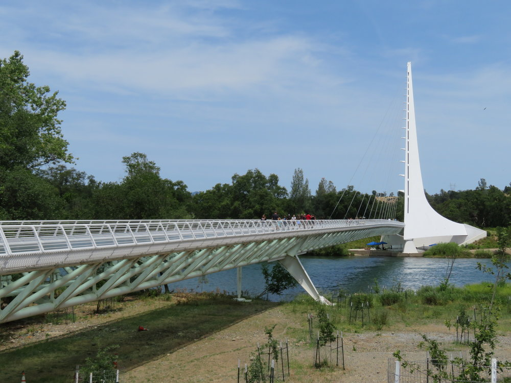 Sundial Bridge - Redding, CA