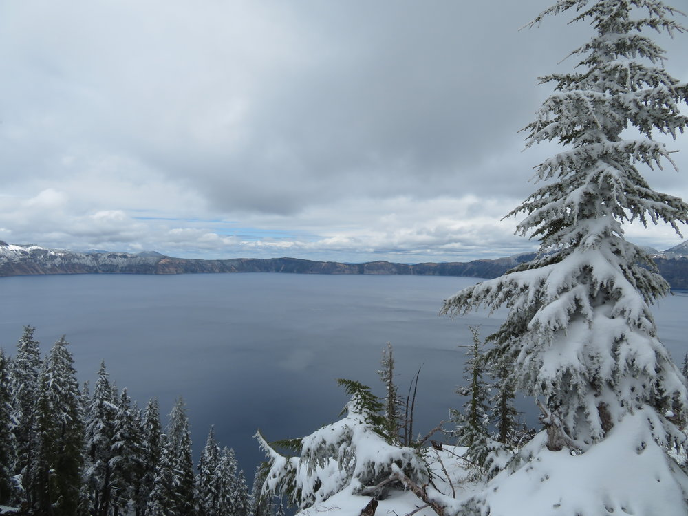 Beautiful Crater Lake