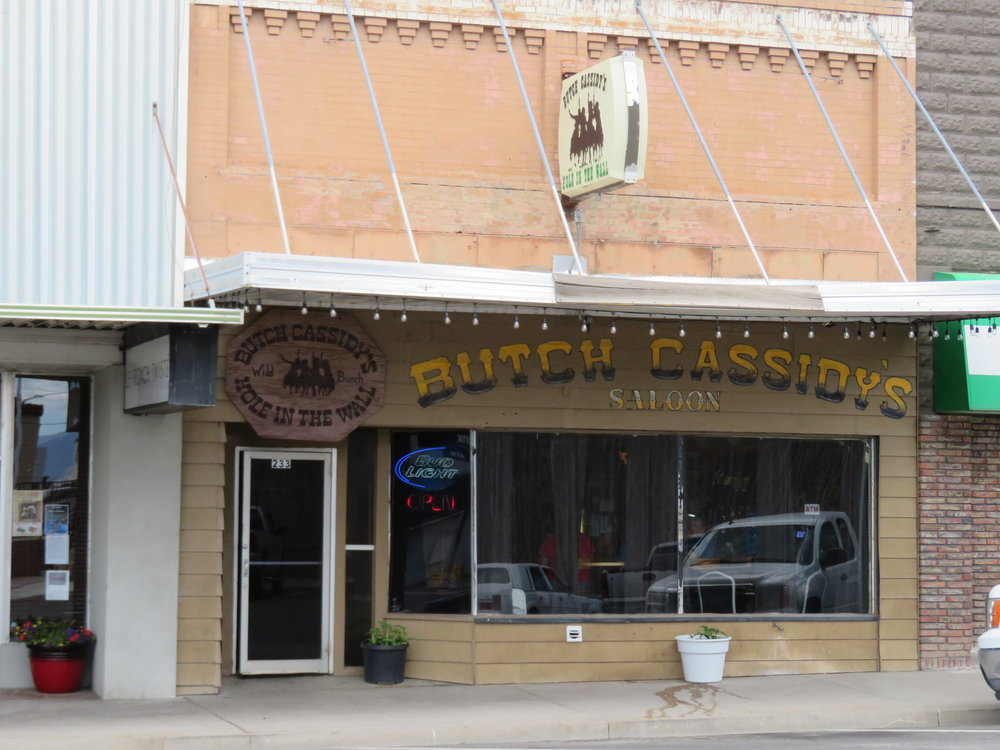 Butch Cassidy's Saloon