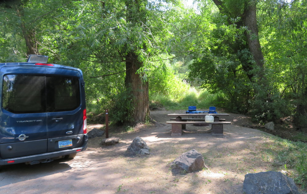 Box Elder Campground