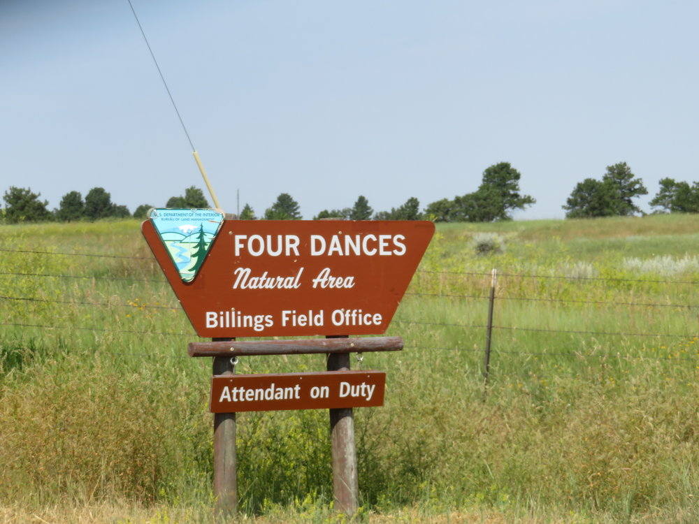 montana four dances sign.JPG