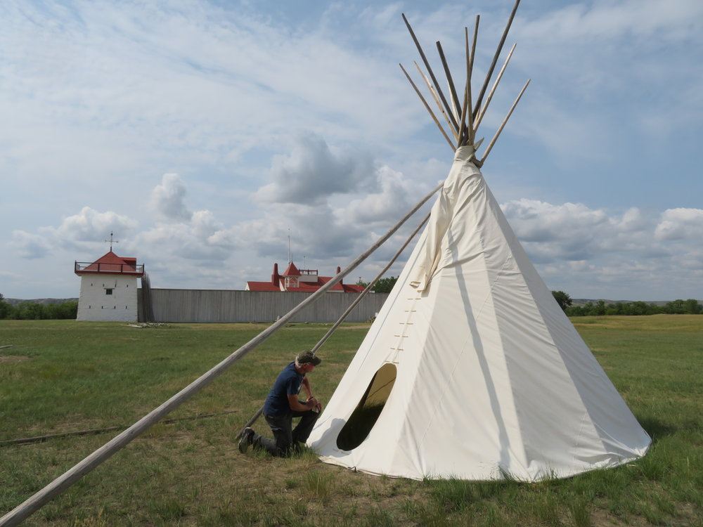 Fort Union guest accommodations