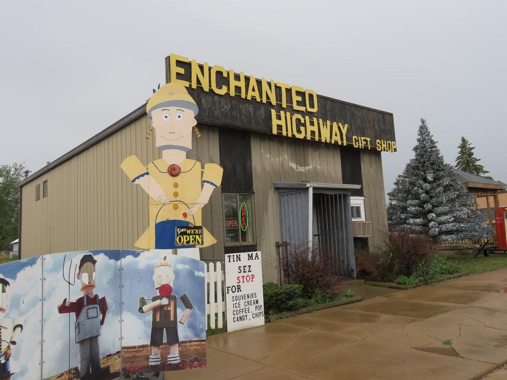 Enchanted Highway Museum & Shop