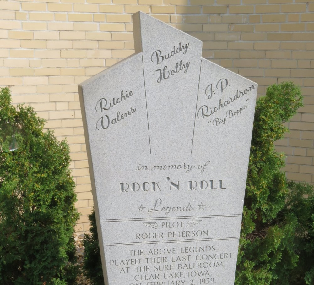 buddyholly_surf ballroom memorial.JPG