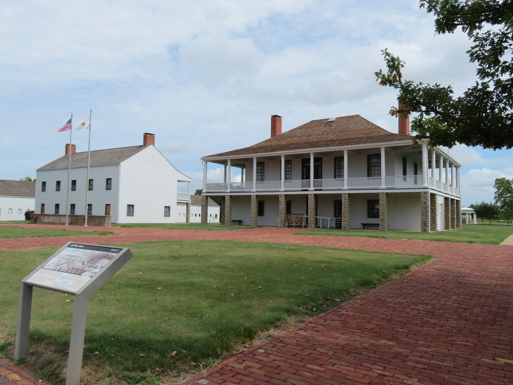 Fort Scott Historic Site, Fort Scott, Kansas