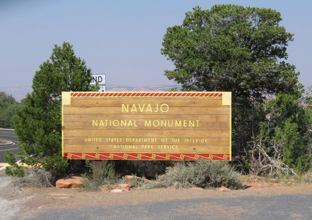 NavajoNM_entrance sign.JPG