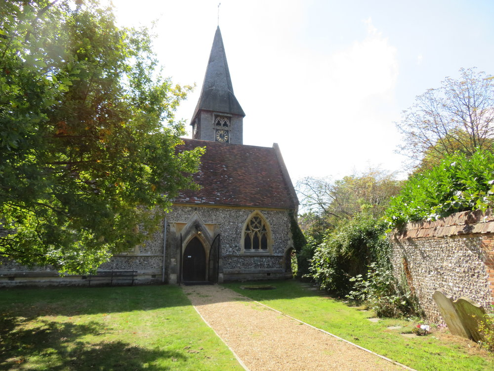 St. Mary's Church in Whitchurch